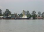 Floating dock p.susu