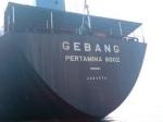 kapal gebang