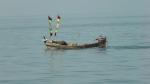 Nelayan pulang melaut